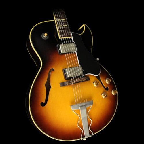 1959 Gibson Used Gibson Custom Shop 1959 ES-175 VOS Electric Guitar Vintage Burst Excellent, $3,399.00