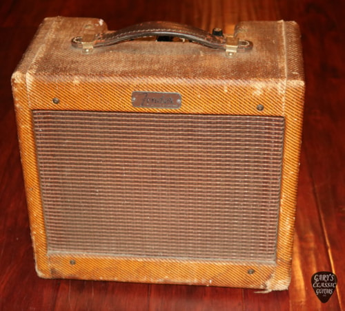 1960  Fender  Champ  Tweed