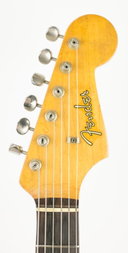 1960 Fender® Duo Sonic Stripped Finish, Good, Hard, $999.00