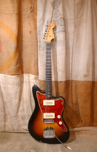 1960 Fender Jazzmaster Sunburst, Good, Hard, $5,500.00