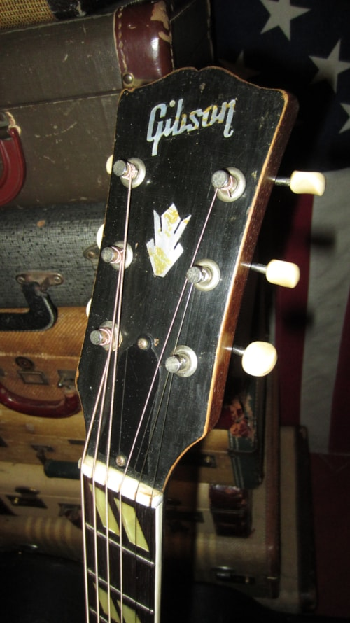 1960 Gibson Country Western Natural > Guitars Acoustic ...