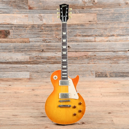 Gibson Custom Shop 1960 Les Paul Standard Sunburst 2005