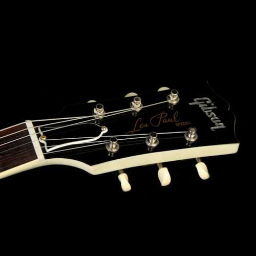1960 Gibson Custom Shop Roasted 1960 Les Paul Special Doublecut Reissue  TV White Excellent, $2,974.00