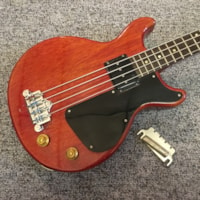 1960 Gibson EB-0 Bass Ex Steve Howe YES
