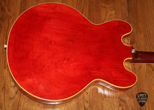 1960  Gibson  ES-330 TC  Cherry Red