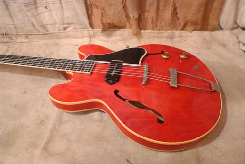 1960 Gibson ES-330tc Cherry Red
