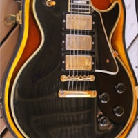 1960 Gibson Les Paul Custom