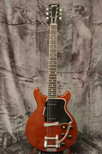 1960 Gibson Les Paul Special Cherry, Good, Hard case