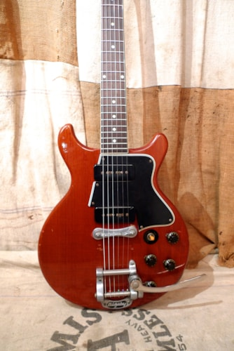 1960 Gibson LES PAUL SPECIAL Cherry Red, Very Good, Hard, $6,200.00