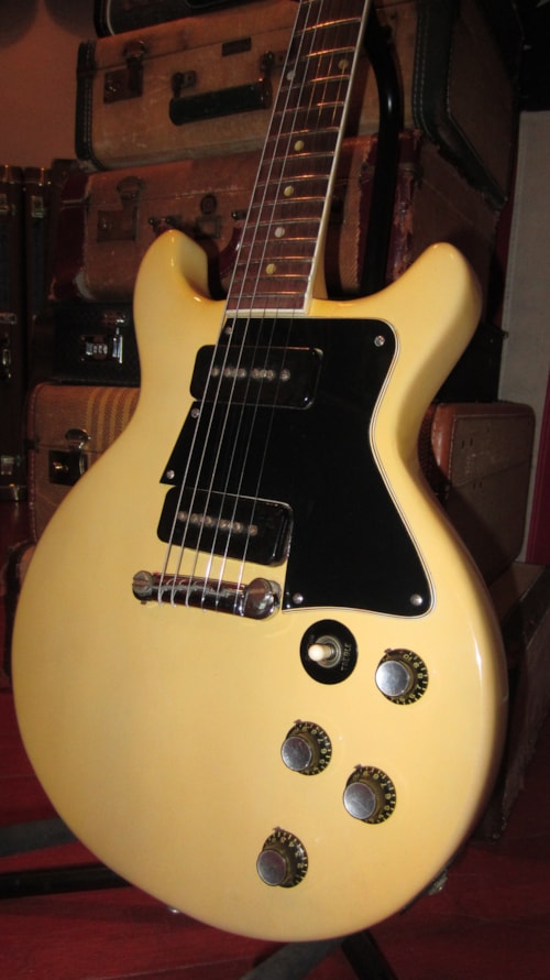 1960 Gibson Les Paul Special Double Cutaway Tv Yellow