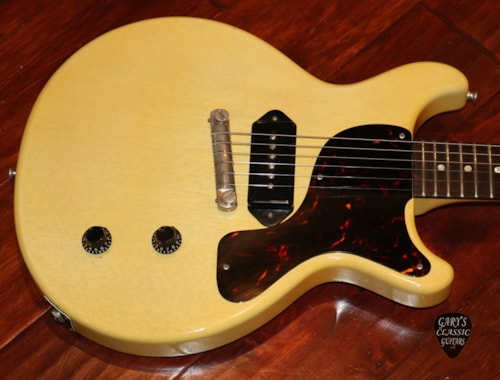 1960  Gibson Les Paul TV Junior  TV Yellow