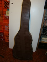 1960 Gibson LG Size Soft Shell Case