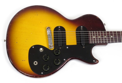 1960 Gibson Melody Maker D Sunburst