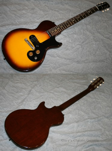 1960 Gibson Melody Maker  (#GIE0555) Sunburst, Excellent, Original Soft, $2,995.00