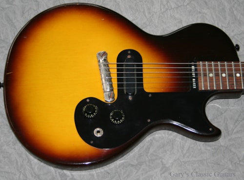 1960 Gibson Melody Maker (#GIE0492) Tobacco Sunburst, Excellent, Soft