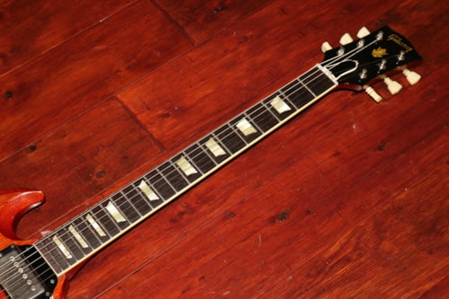 1960 Gibson SG Les Paul Standard, Exceptionally rare with inked on serial number