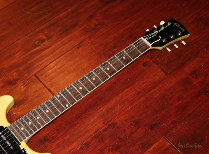 1960 Gibson TV Special (#GIE0898) TV Yellow, Excellent, Original Soft, $9,995.00