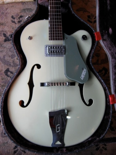 1960 Gretsch 6125 Anniversary SMOKE GREEN, Excellent, Original Hard