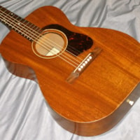 """1960 Guild M 20 """"Ghost Label"""" - original and nice!"""