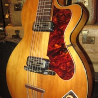 1960 Hofner Club 50 Electric Archtop