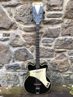 1960 Kay Jazz Bass