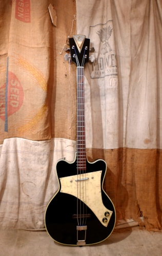 1960 Kay Jazz Special Bass