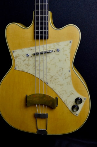 1960 KAY Jazz Special Natural