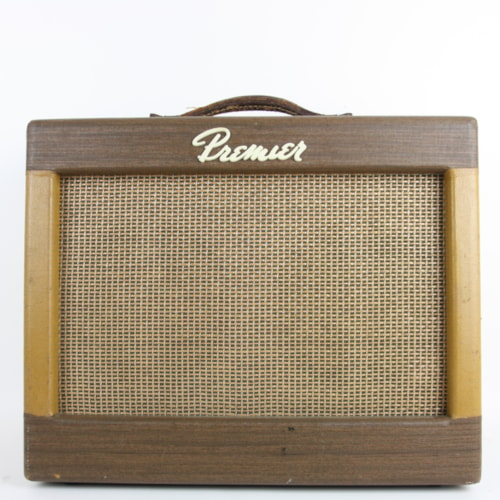 ~1960 Premier Twin-8 Brown