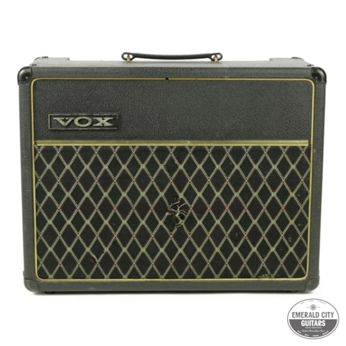 1960 Vox Cambridge Reverb V3 Black, Good, $1,295.00