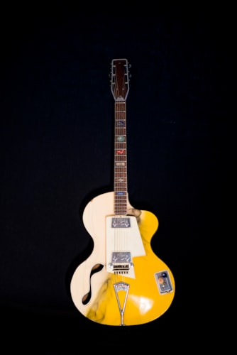 ~1960 WANDRE BB Yellow smoked