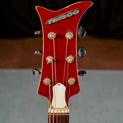 1960s Teisco V-2 Electric guitar
