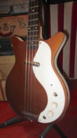 1961 Danelectro DC-1 Double Cutaway Electric Bass