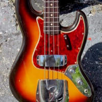 1961 Fender Jazz Bass