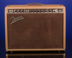 1961 Fender Super Amplifier 6G4