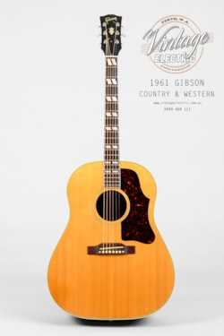 1961 Gibson Country & Western