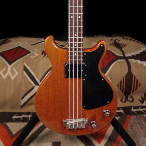 "1961 Gibson EB-0 Bass ""Cherry"", Excellent, Soft"