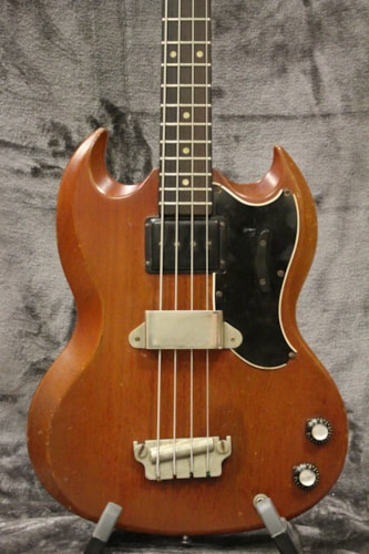 1961 Gibson EB-0 Cherry with Original Chip Case