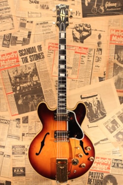 1961 Gibson ES-355TD Original Sunburst and Monaural