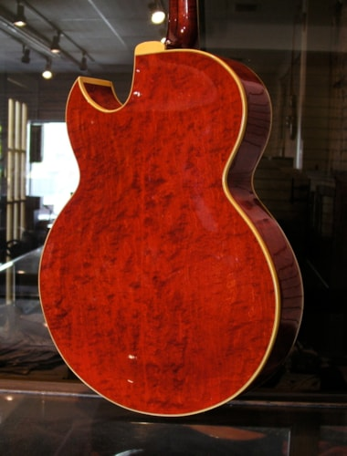 1961 Gibson L-5CES Black. And, red., Excellent, Original Hard, Call For Price!