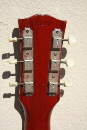 1961 Gibson SG SPECIAL Cherry, Very Good, Soft