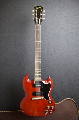 1961 Gibson SG SPECIAL Cherry Red > Guitars Electric Solid