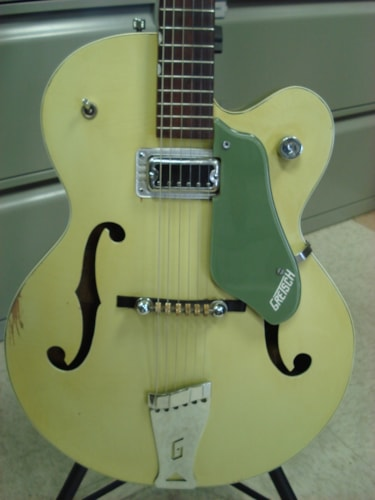 1961 Gretsch 6125 Green, Excellent, Original Hard, $2,999.00