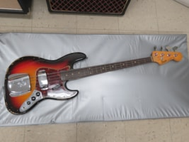 1962 Fender Jazz Bass