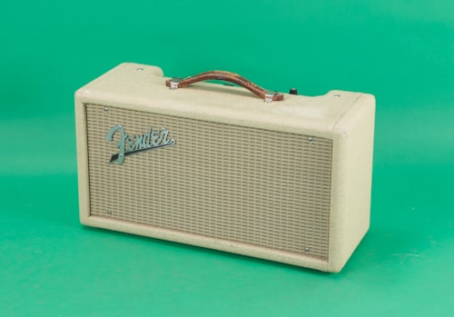 1962 Fender Reverb Unit Blonde
