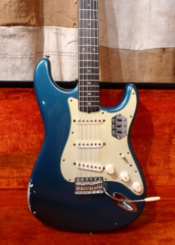 1962 Fender Stratocaster Lake Placid Blue