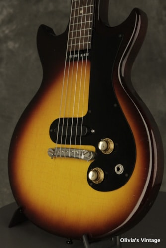 "1962 Gibson MELODY MAKER 3/4"" scale Sunburst"