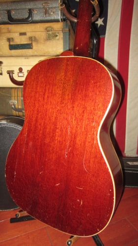 1962 Gibson B-25 Natural, Excellent, Soft, $1,699.00