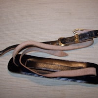 1962 Gibson Country & Western Guitar Strap