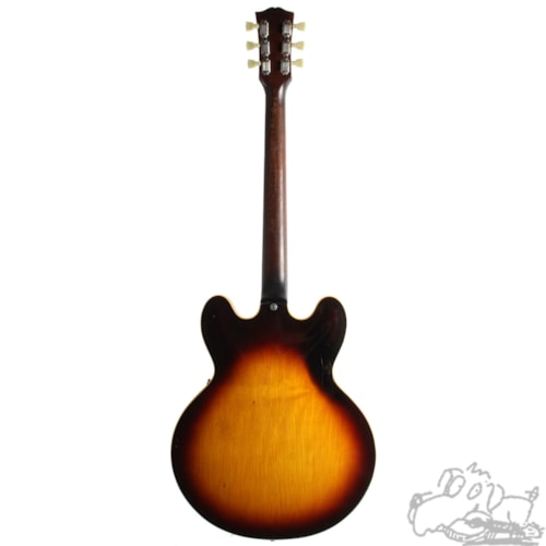 1962 Gibson ES-335 Good, Original Hard, $13,250.00