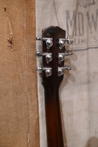 1962 Gibson Melody Maker Sunburst, Good, GigBag, $1,250.00